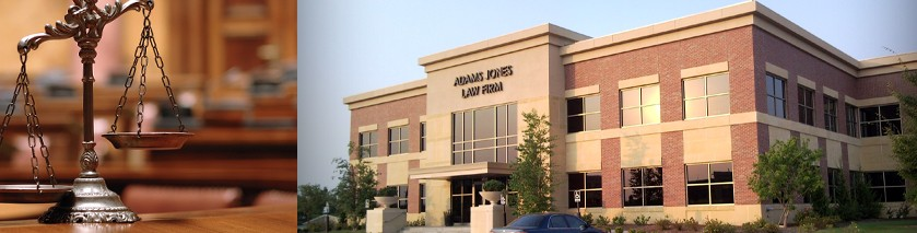 Adams Jones Law Firm in WIchita Kansas
