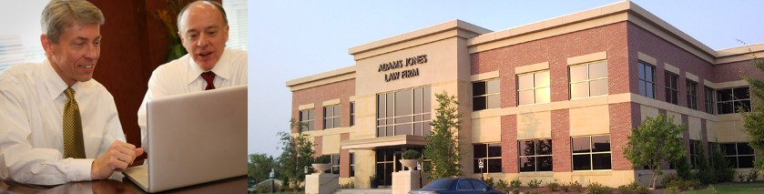 Contact Adams Jones Law Firm in Wichita Kansas today